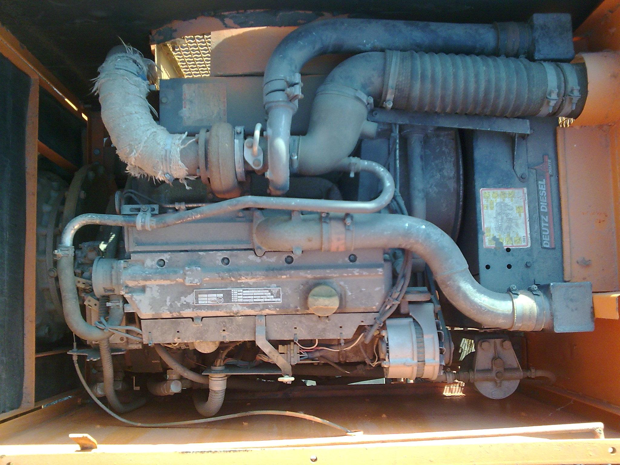 deutz-motor